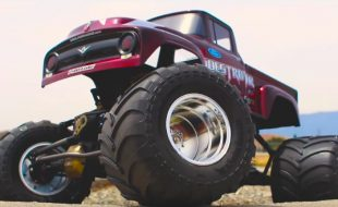 Pro-Line Destroyer 2.2″ Monster Truck Tire [VIDEO]