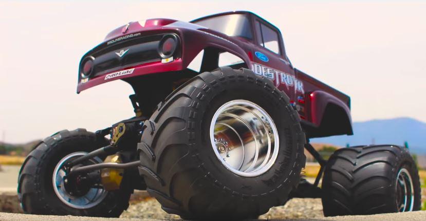 Pro-Line Destroyer 2.2 Monster Truck Tire