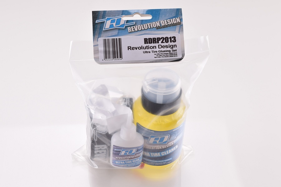 RDRP Ultra Tire Glueing Set (2)