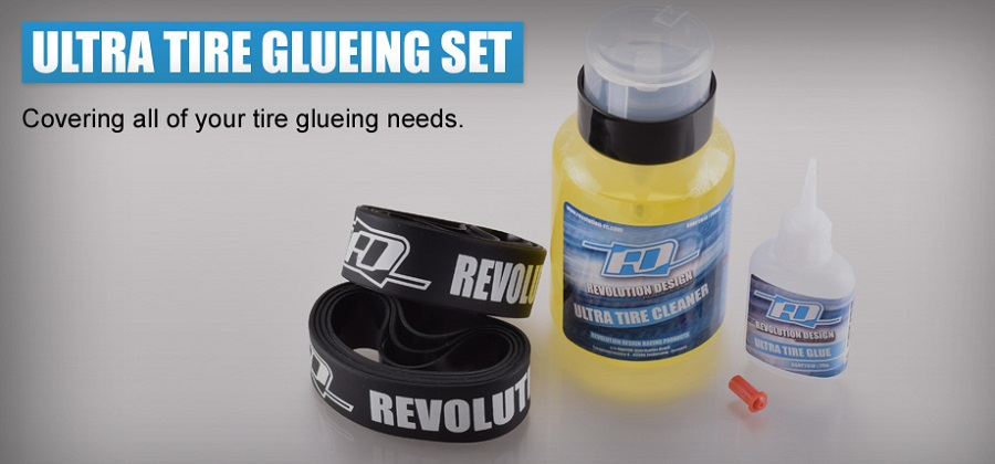 RDRP Ultra Tire Glueing Set (3)
