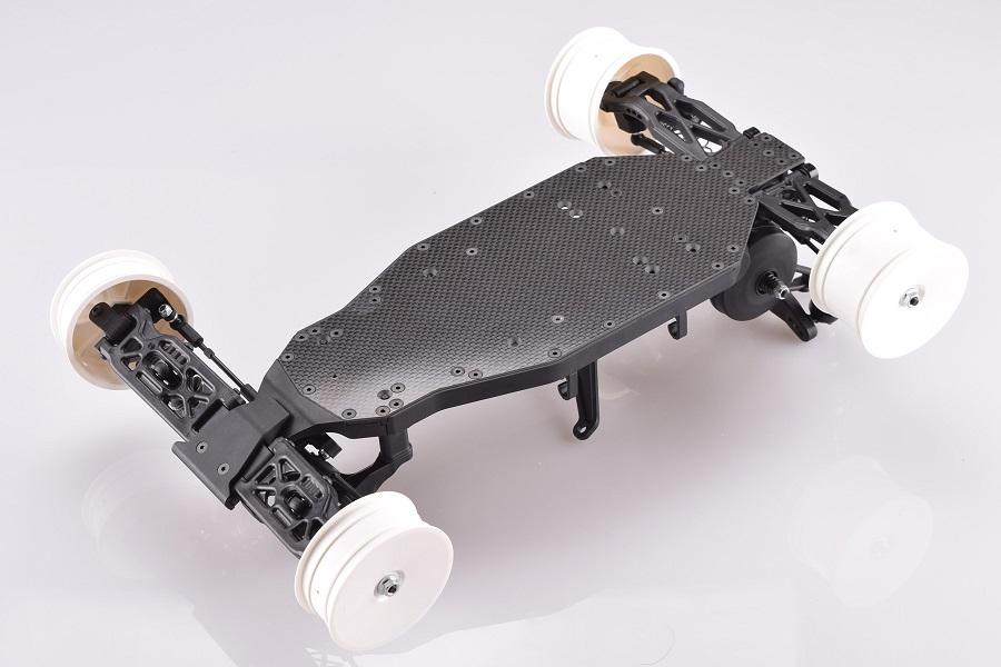 RDRP XB2 2.5mm Carbon Fiber Chassis (3)