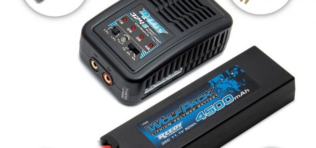 Reedy 324-S Compact Balance Charger & LiPo Combos