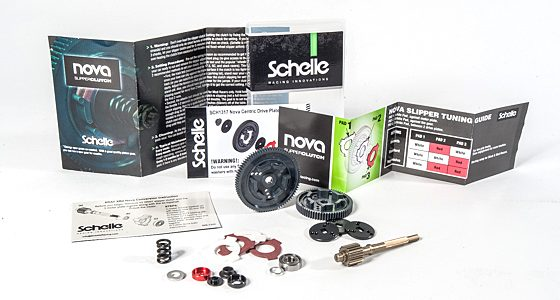Schelle XRAY XB2 Nova Conversion And Topshaft