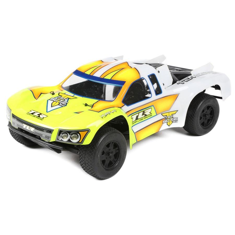 TLR TEN-SCTE 3.0 4WD Short Course Truck Kit (1)
