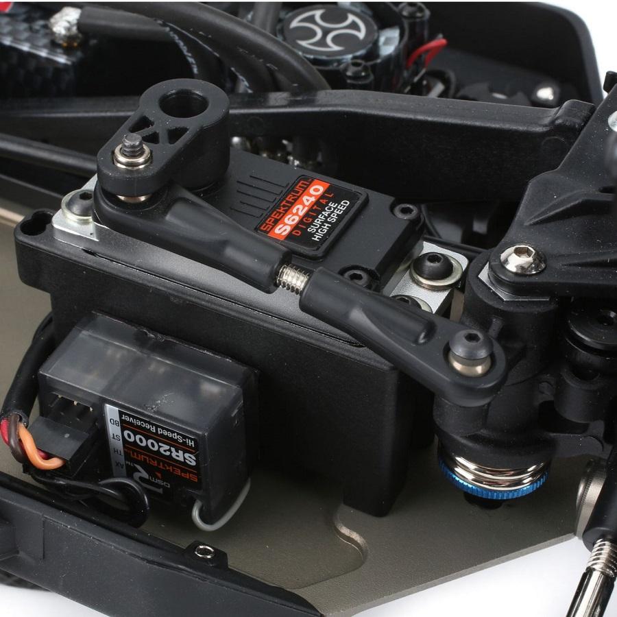 TLR TEN-SCTE 3.0 4WD Short Course Truck Kit (10)