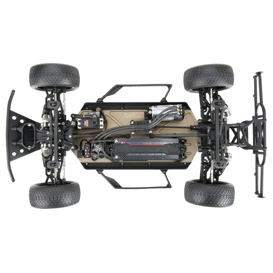 TLR TEN-SCTE 3.0 4WD Short Course Truck Kit (13)