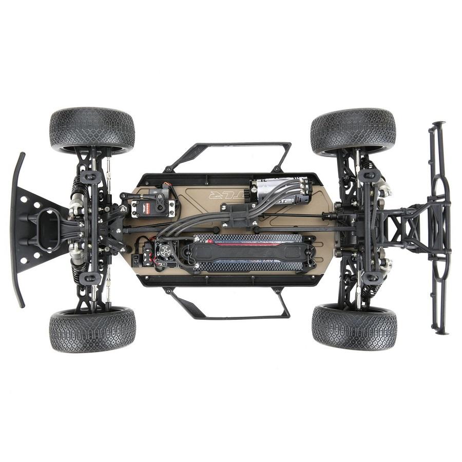 TLR TEN-SCTE 3.0 4WD Short Course Truck Kit (13)