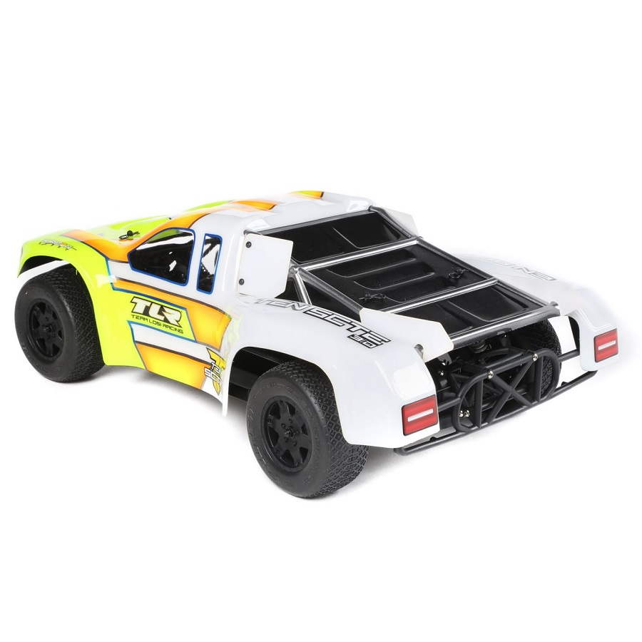TLR TEN-SCTE 3.0 4WD Short Course Truck Kit (2)