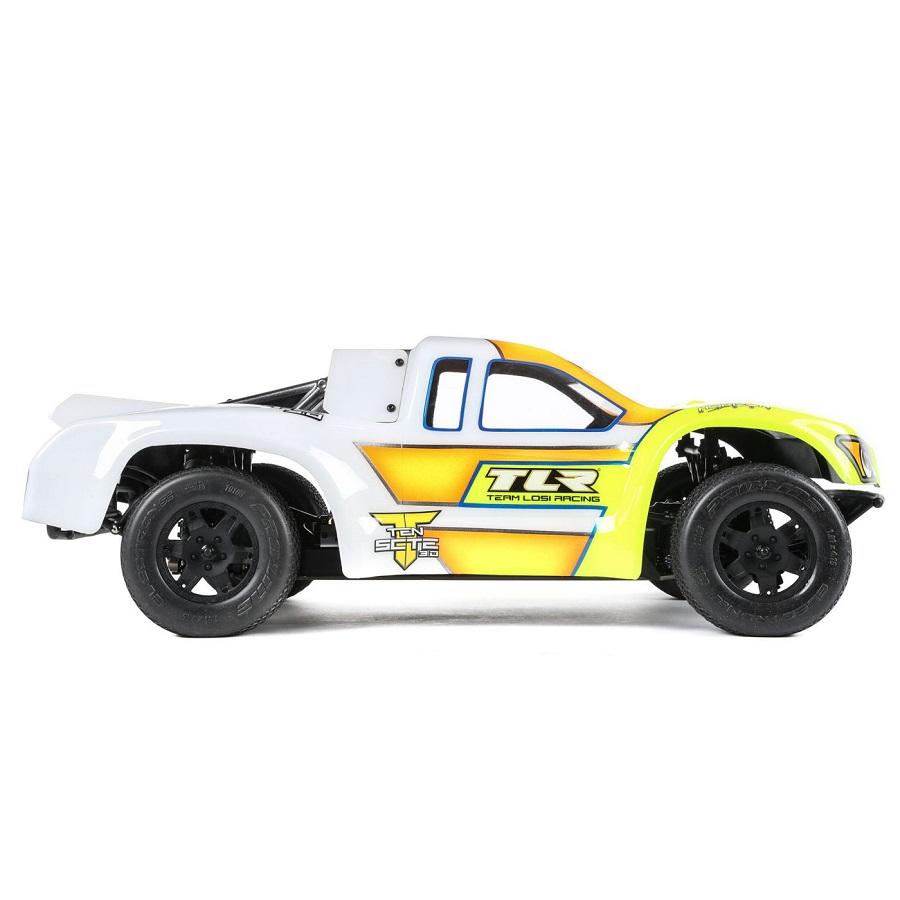 TLR TEN-SCTE 3.0 4WD Short Course Truck Kit (3)
