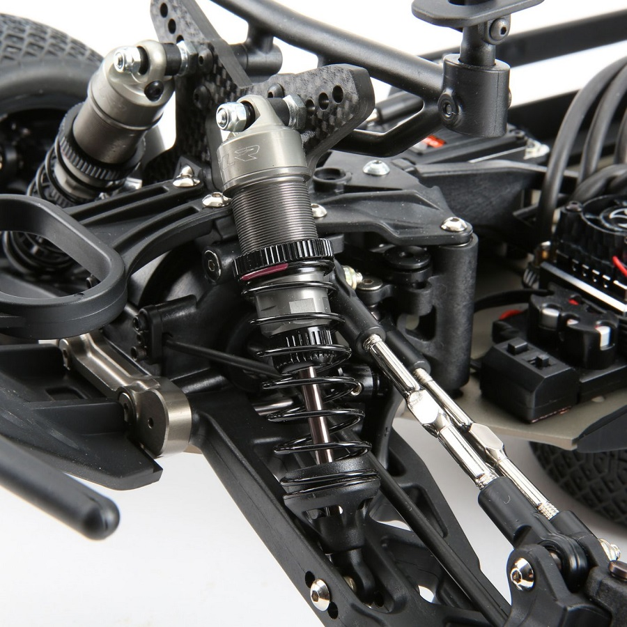 TLR TEN-SCTE 3.0 4WD Short Course Truck Kit (5)