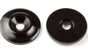 Team Associated Aluminum Wing Buttons