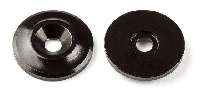 Team Associated Aluminum Wing Buttons