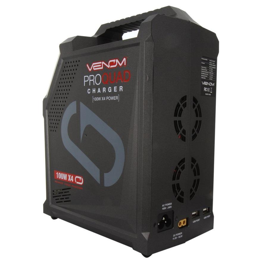 Venom Pro Quad Charger (3)