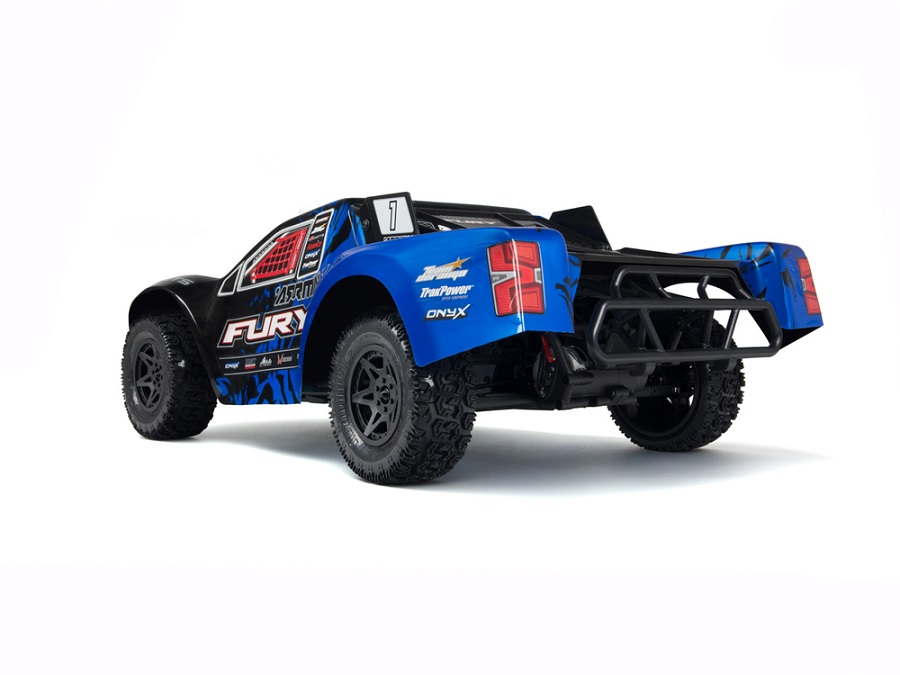 ARRMA RTR Fury Updated With New Radio & Body (3)