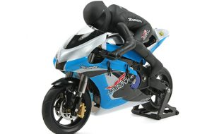 BSR Racing 1000R 1/10 On-Road Racing Motorcycle