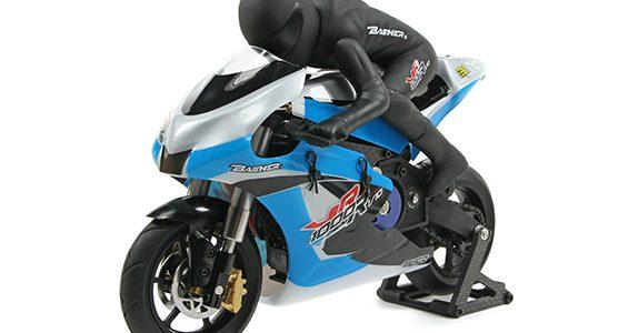 BSR Racing 1000R 1/10 On-Road Racing Motorcycle