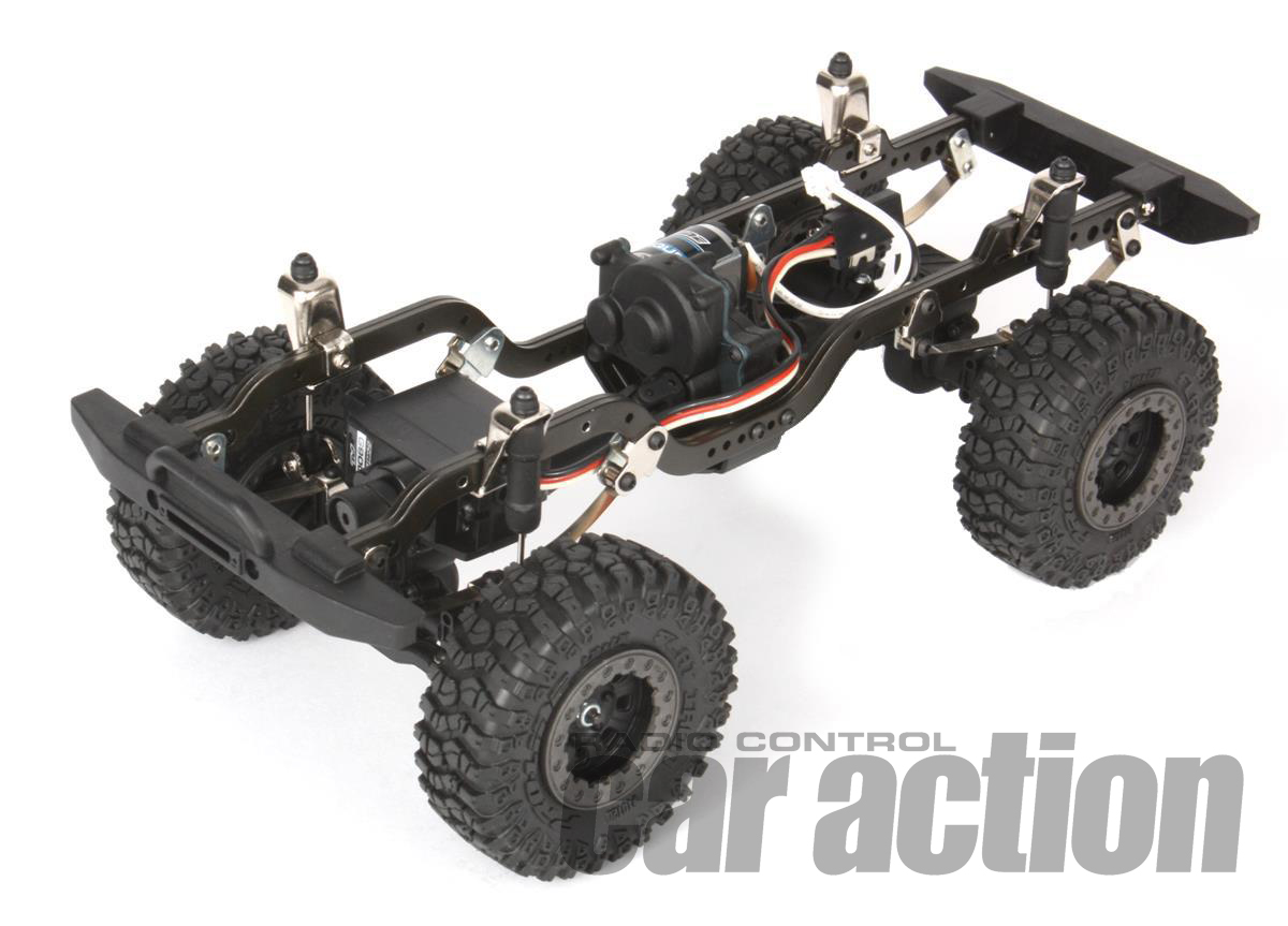 Pro-Line Ambush 1/24 Scale Rock Crawler - image copyright 2016 Air Age Media