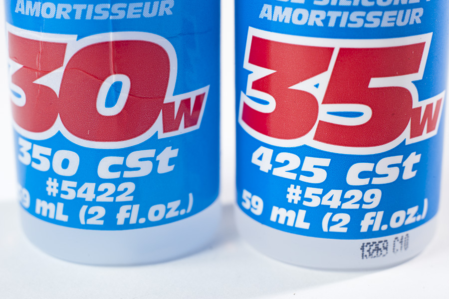 Silicone Oil Explained Weight W Or Wt Versus Cst Rc Car Action