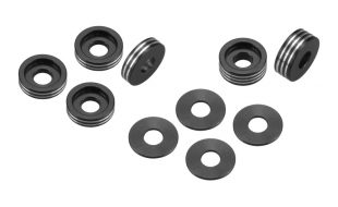 Dirt Racing Products Recessed Ball-Stud Washer Set