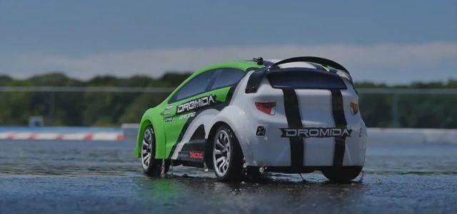 Dromida Rally Racer [VIDEO]