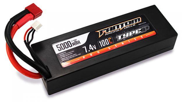Fantom MaxV-SPEC 5000 & 6200 LiPos (2)