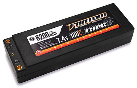 Fantom MaxV-SPEC 5000 & 6200 LiPos (3)