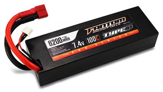 Fantom MaxV-SPEC 5000 & 6200 LiPos (4)