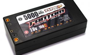 Fantom Outlaw HV Pro Racing Series LiPo Batteries
