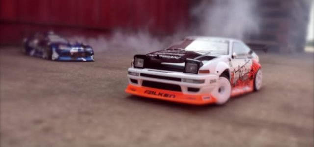 HPI Racing Custom Tuned DRIFT [VIDEO]