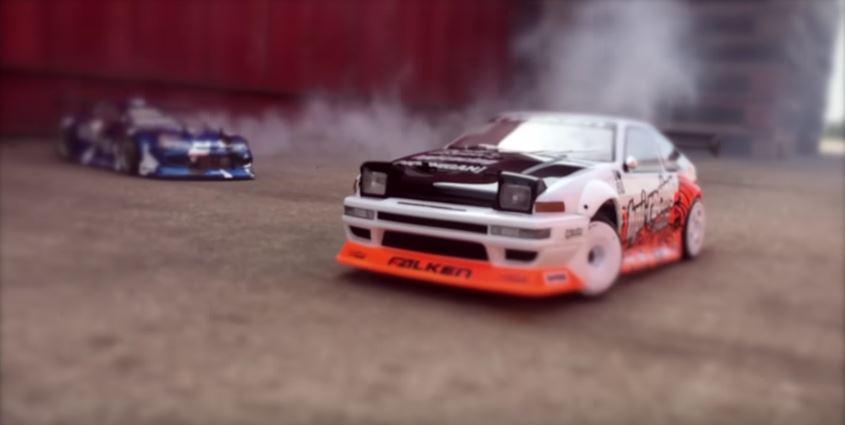 HPI Racing Custom Tuned DRIFT