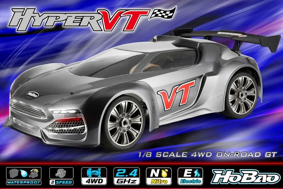 HoBao RTR Hyper VT Series 1_8 GT Car (1)
