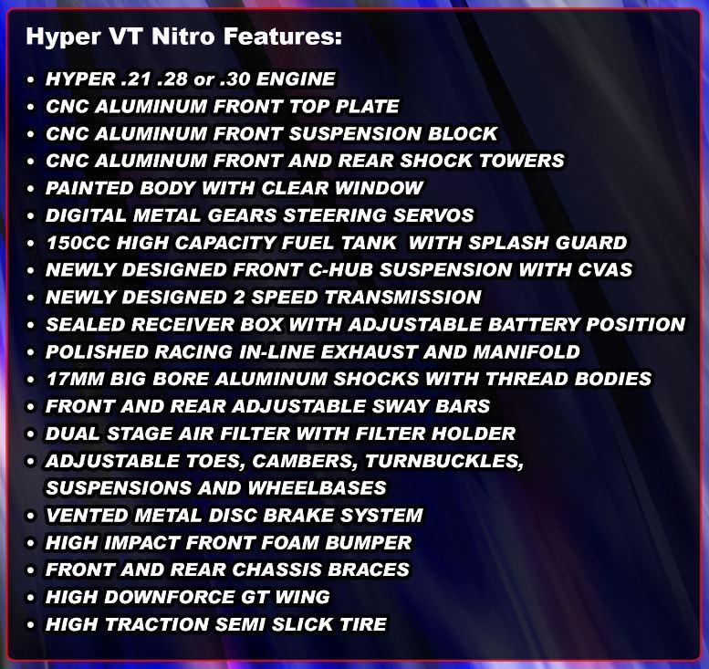 HoBao RTR Hyper VT Series 1_8 GT Car (3)