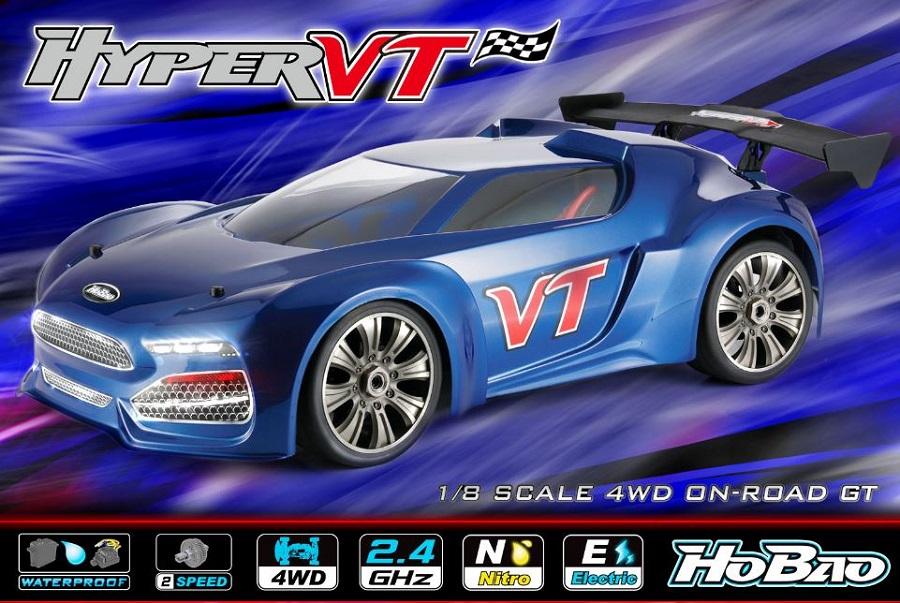 HoBao RTR Hyper VT Series 1_8 GT Car (5)