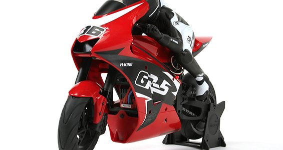 HobbyKing ARR GR-5 1/5 Motorcycle With Gyro