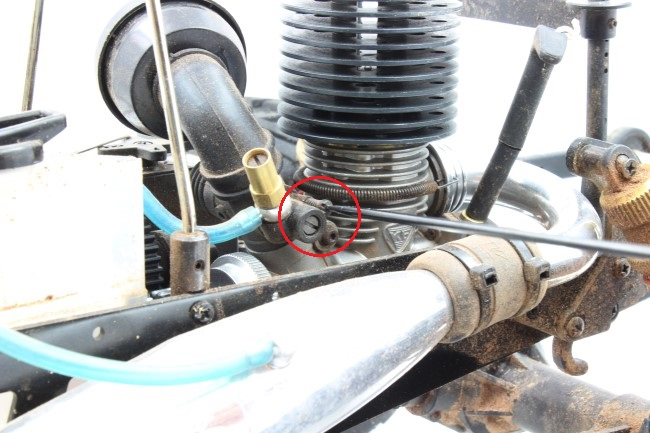 Nitro Engine Tuning