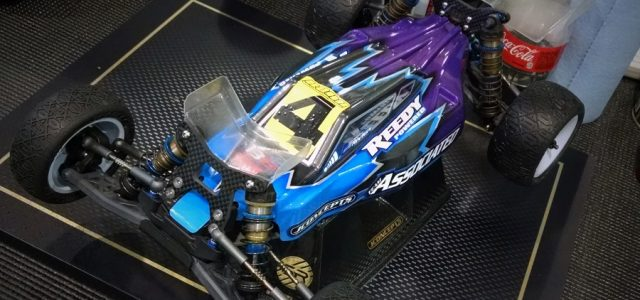 New Gear Debuts At The 2016 ROAR Electric 1:10 Nats