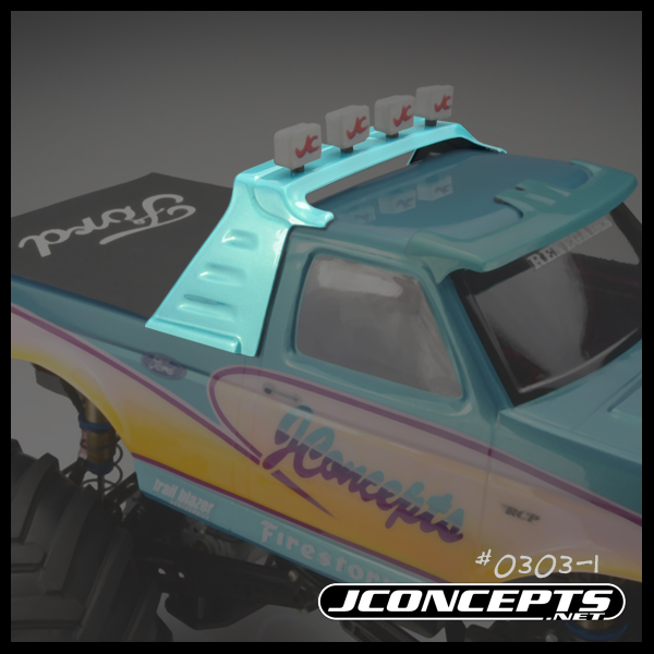 JConcepts 1993 Ford F-250 Monster Truck Body (2)