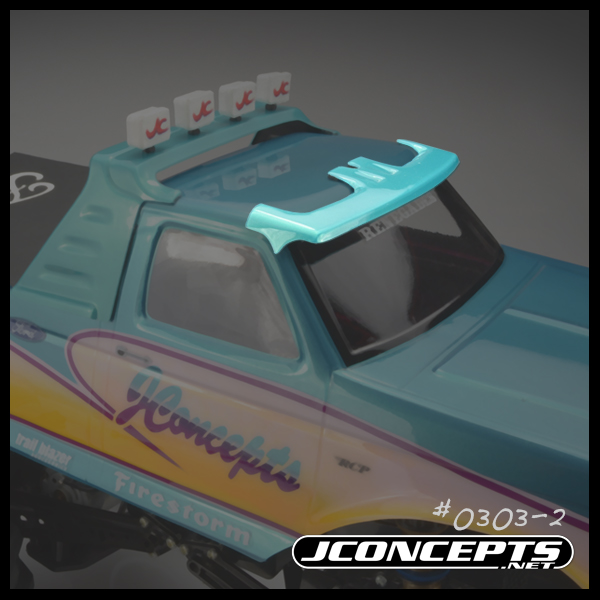 JConcepts 1993 Ford F-250 Monster Truck Body (3)