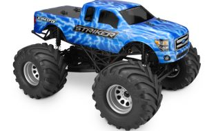 JConcepts 2011 Ford F-250 SuperCab Mini MT Body