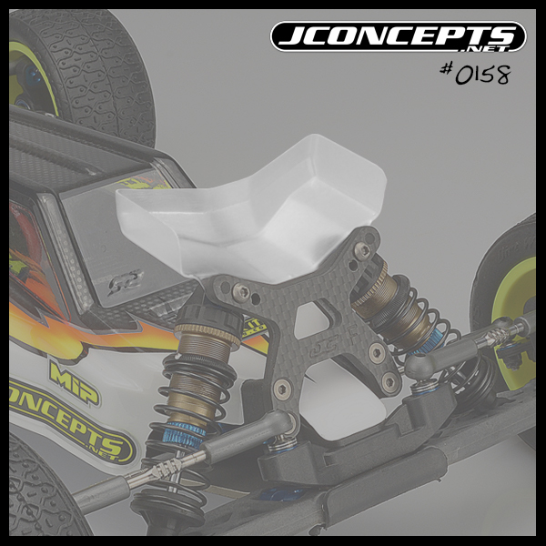 JConcepts Aero Front Wing Options For The AE B6 & B6D (2)
