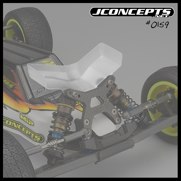 JConcepts Aero Front Wing Options For The AE B6 & B6D (3)