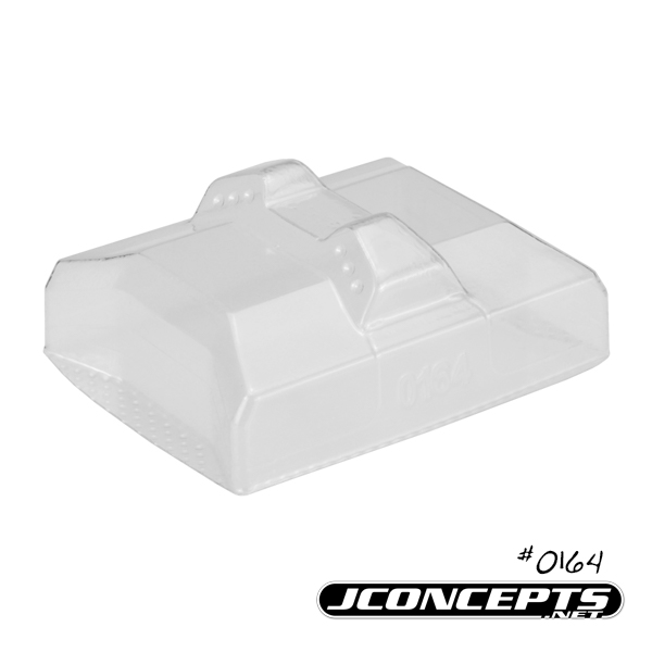 JConcepts Aero Front Wing Options For The XRAY XB (3)