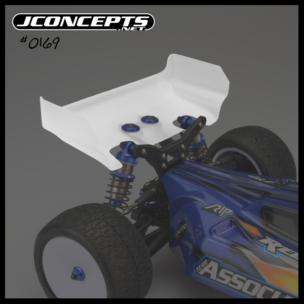 JConcepts Aero Short Chord Wing For the AE B6_B6D (2)