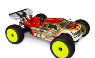 JConcepts Finnisher TLR 8ight-T 4.0 Body [VIDEO]