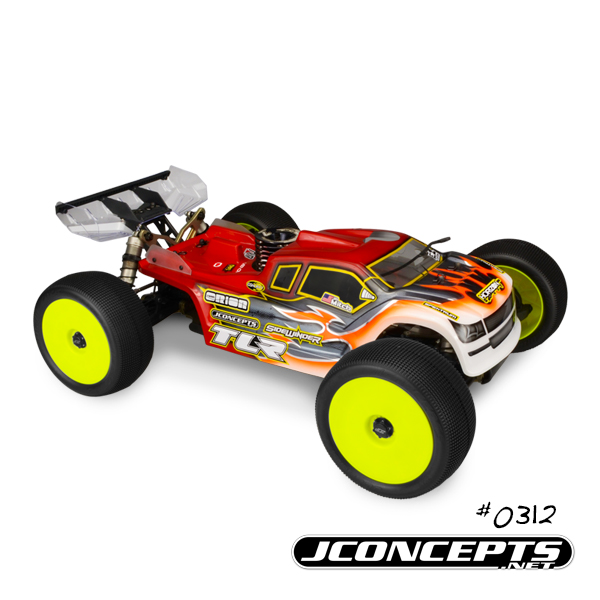 JConcepts Finnisher TLR 8ight-T 4.0 Body (1)