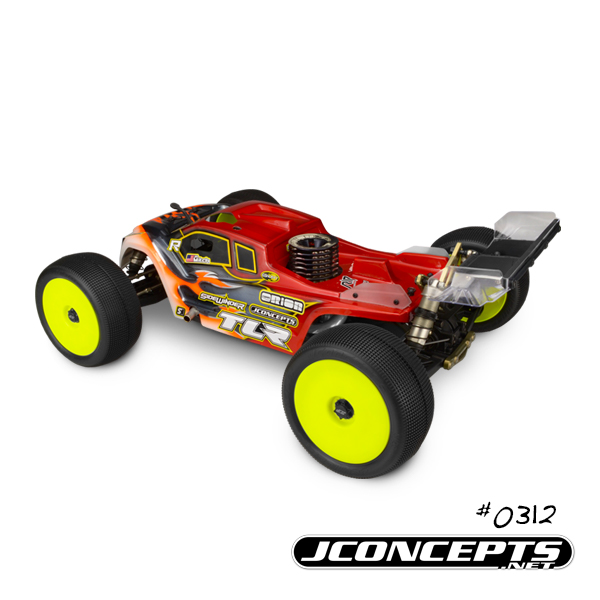 JConcepts Finnisher TLR 8ight-T 4.0 Body (2)