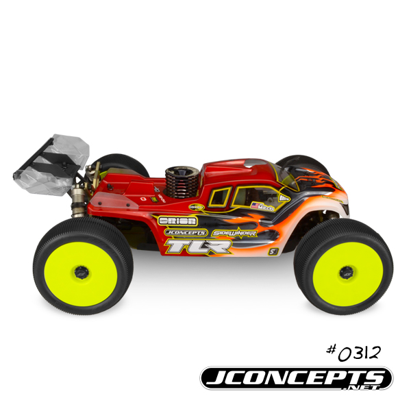 JConcepts Finnisher TLR 8ight-T 4.0 Body (3)