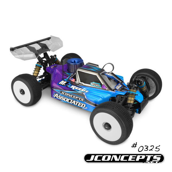 JConcepts Stike 2 Body For The Associated RC8B3 (1)