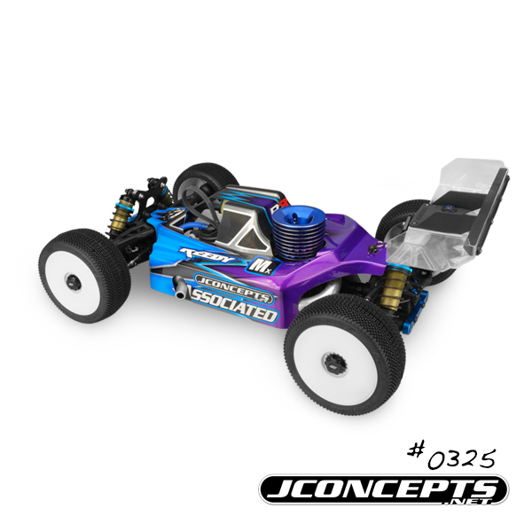 JConcepts Stike 2 Body For The Associated RC8B3 (3)