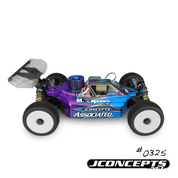 JConcepts Stike 2 Body For The Associated RC8B3 (4)
